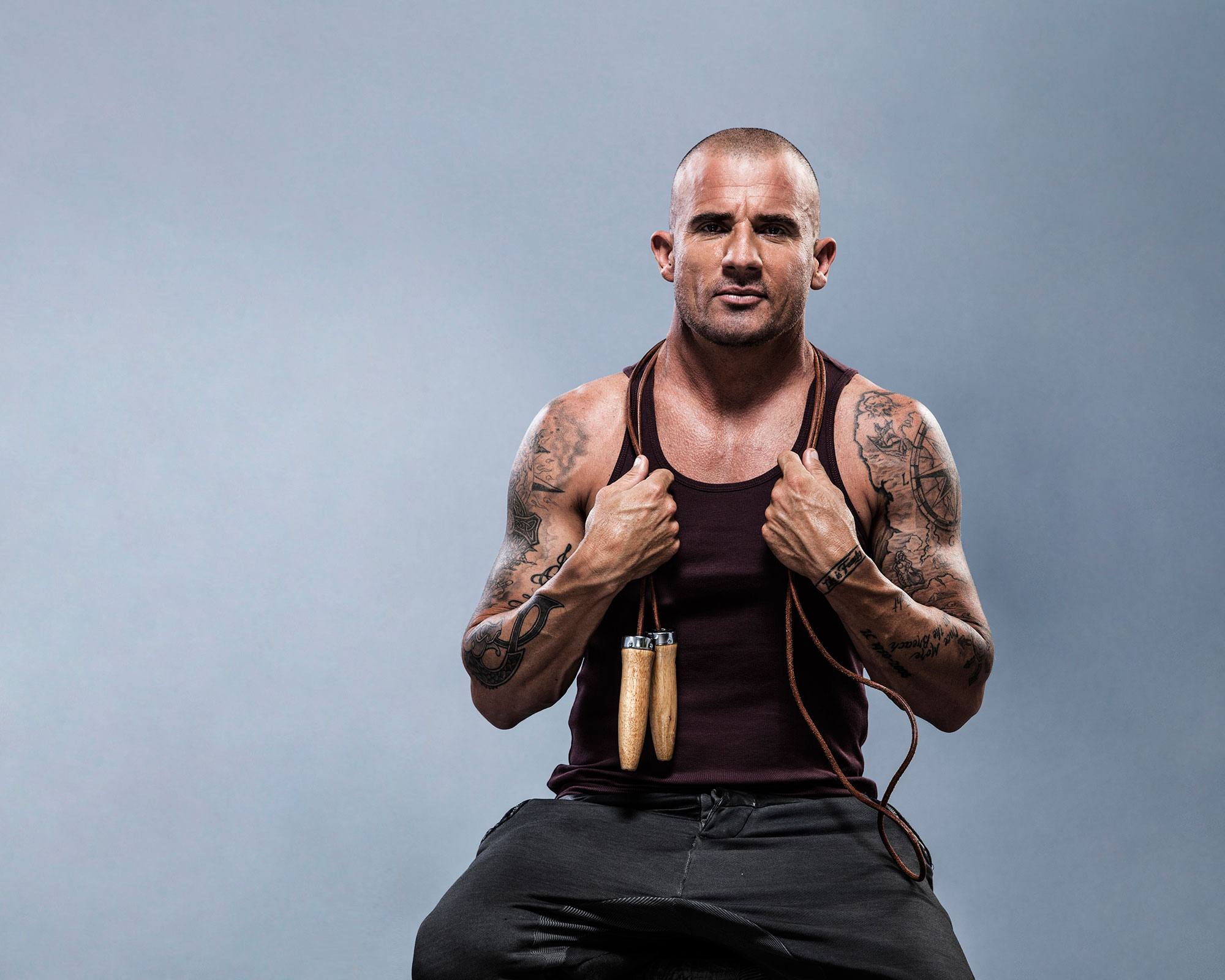 A New Break For Dominic Purcell | 24Life