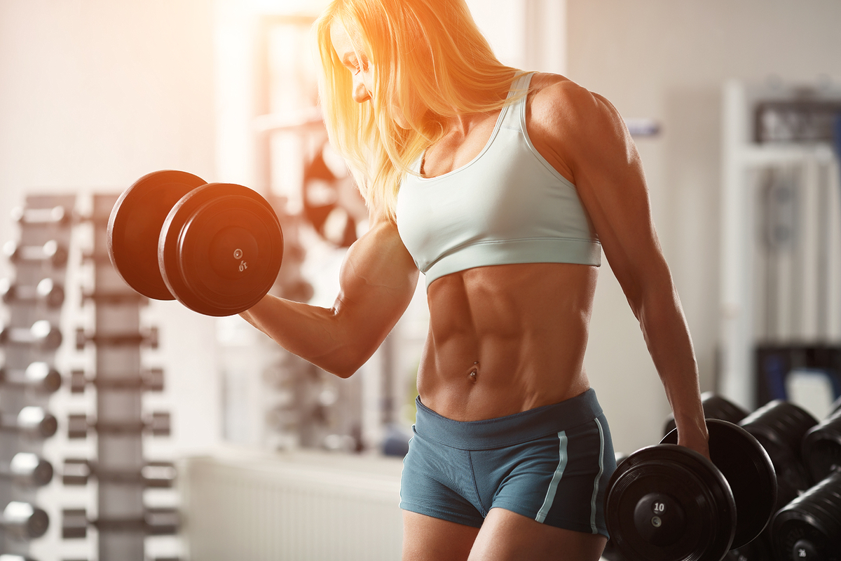 What Happens To Your Body When You Lift Heavy Vs Light Weights 24life